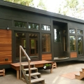 450 Square Foot Sustainable Prefab Eco Home