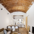 Contemporary Renovated Character Home with Traditional Catalan Vaulted Ceiling