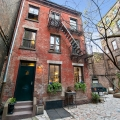 Cozy Hidden Gem In New York's West Village With Secret Garden