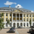 Classically Inspired Luxury Apartment Building In Prince Charles' Utopian Village Poundbury