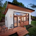 High-Quality Sustainable Prefab Backyard Tiny House