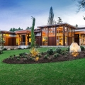 Energy Efficient West Coast Modern Home in British Columbia