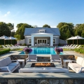 Classic Contemporary Summer House in Southampton, New York