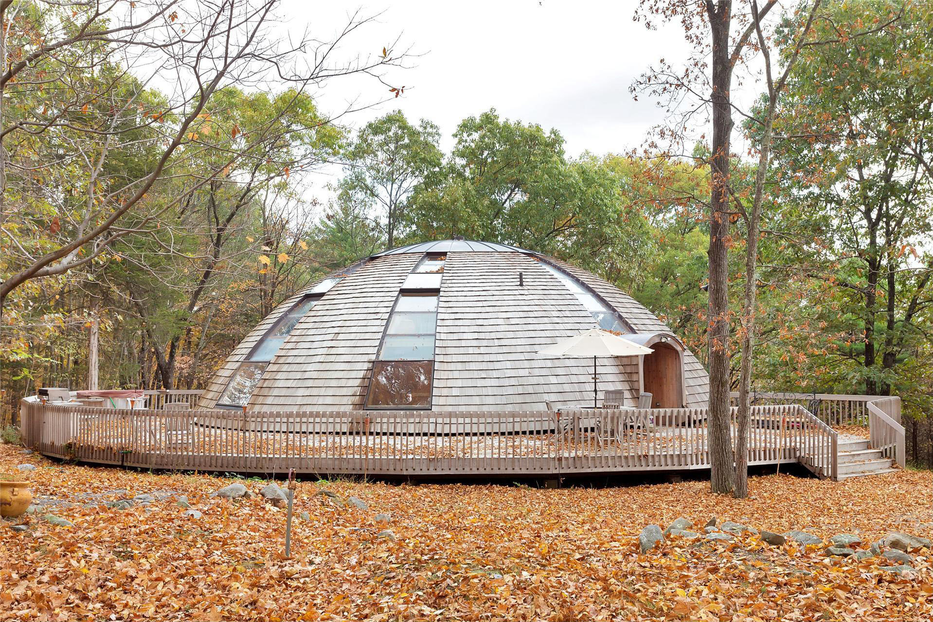 Dome Shaped House