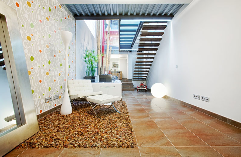12 Foot Narrow House In Barcelona IDesignArch Interior Design