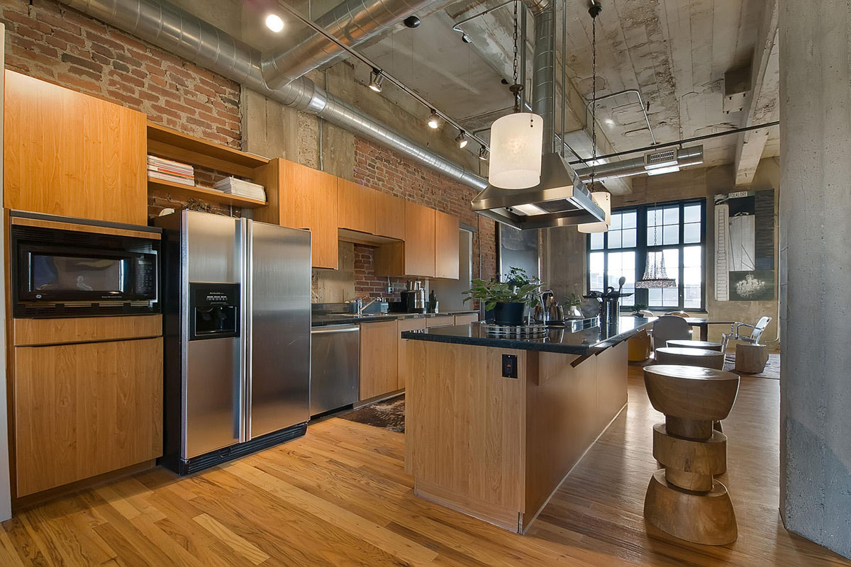 Urban Loft Decor