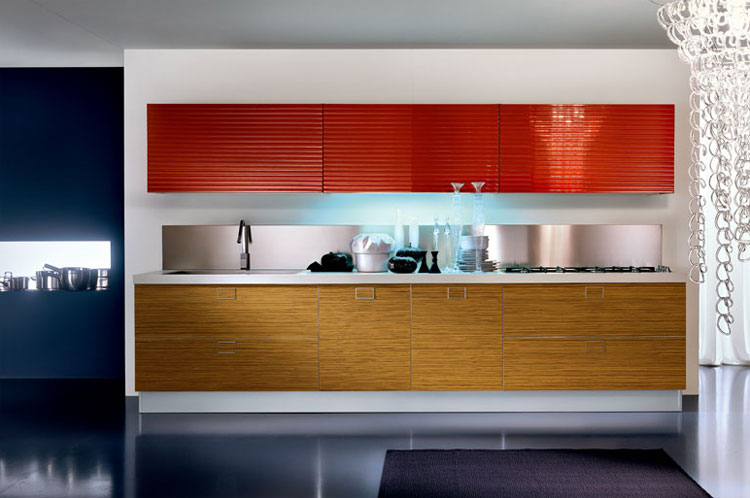 Luxury modern kitchens by pedini the