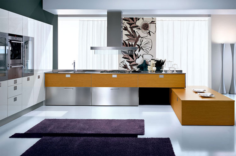 luxury modern kitchen design. Images  Pedini Luxury Modern Kitchens By IDesignArch Interior Design
