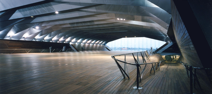 Architecture Without Exteriors In Yokohama Idesignarch