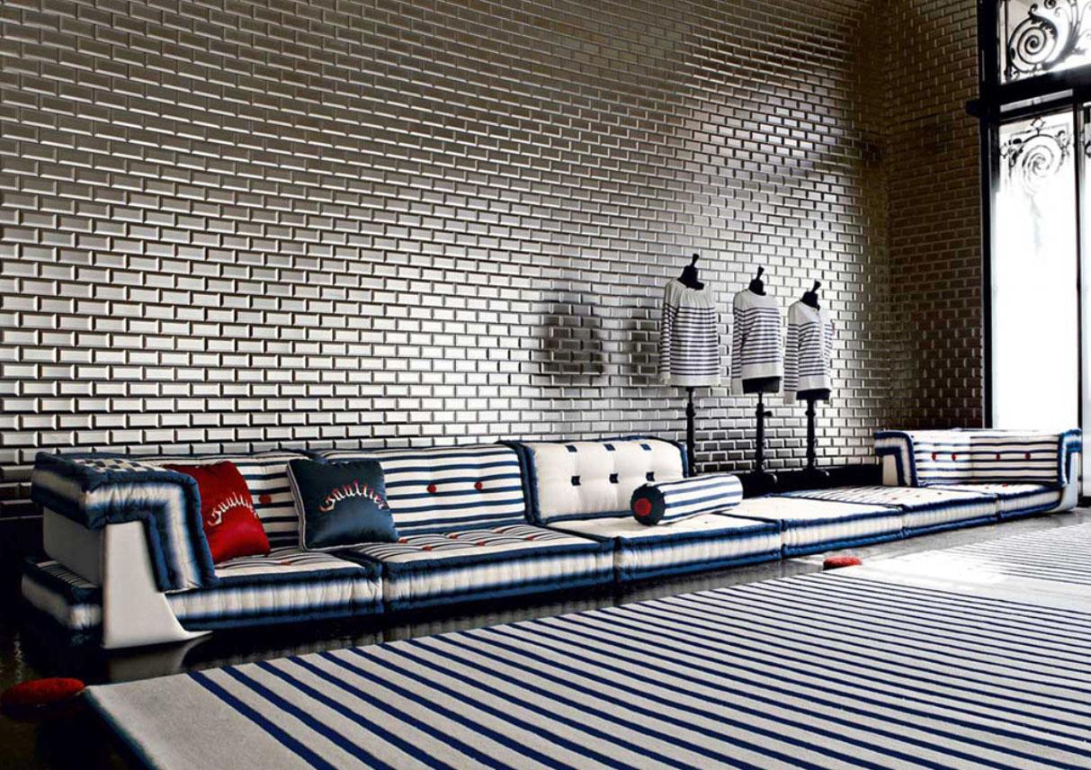 Roche bobois idesignarch interior design architecture for Fashion and interior design