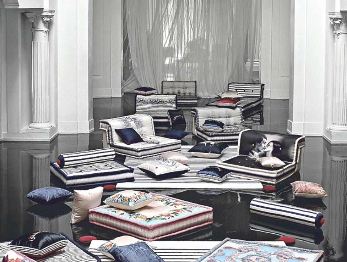 Jean Paul Gaultier Sofa