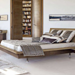 Contemporary Beds Add Drama To The Bedrooms