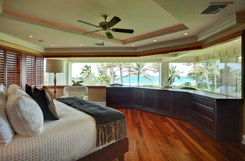 hawaii beach front house