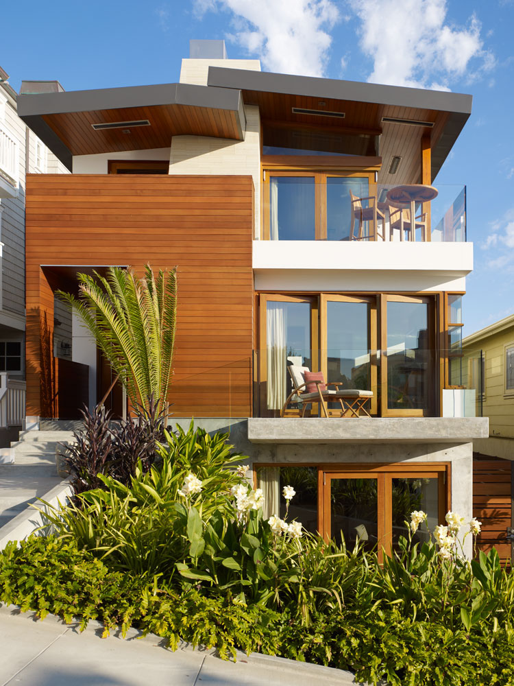 Modern Coastal Designed Home