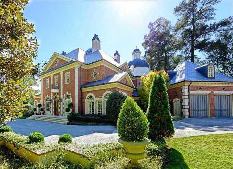 Buckhead Atlanta Mansion