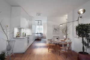 Cozy Modern Small Apartment