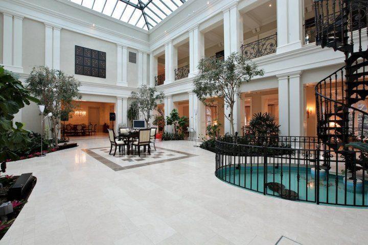 Exquisite Mega Mansion In Toronto Idesignarch Interior