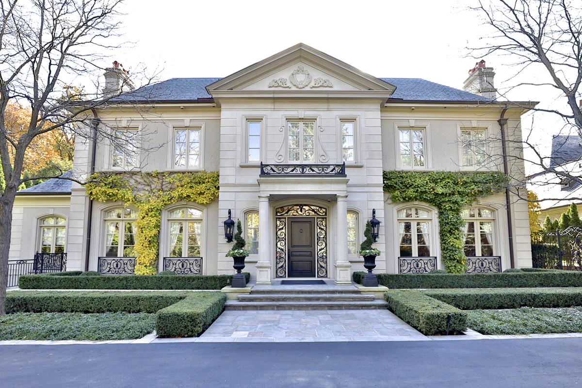 Luxury homes idesignarch interior design architecture for New homes in ontario canada