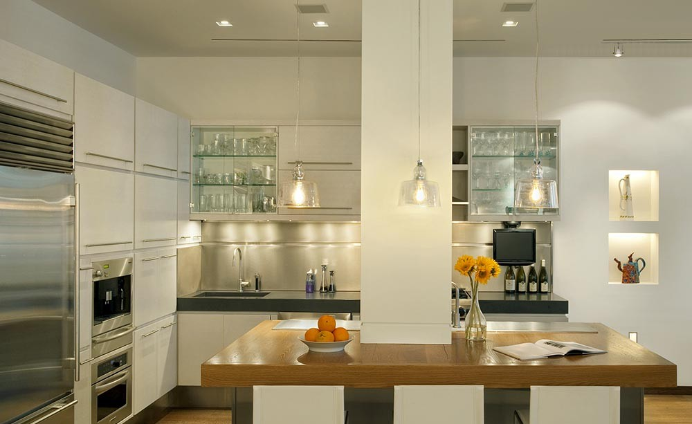 Modern New York City Kitchen