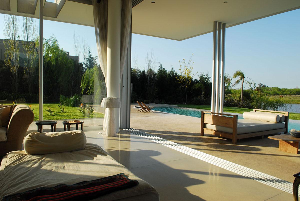 Modern Luxury House Interior chateau style luxury mansion in argentina idesignarch interior