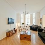 Elegant Living In Small Apartment