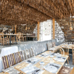 Alemagou Restaurant In Mykonos