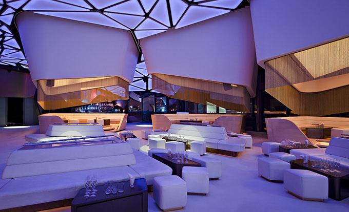 Allure Nightclub In Abu Dhabi iDesignArch Interior Design
