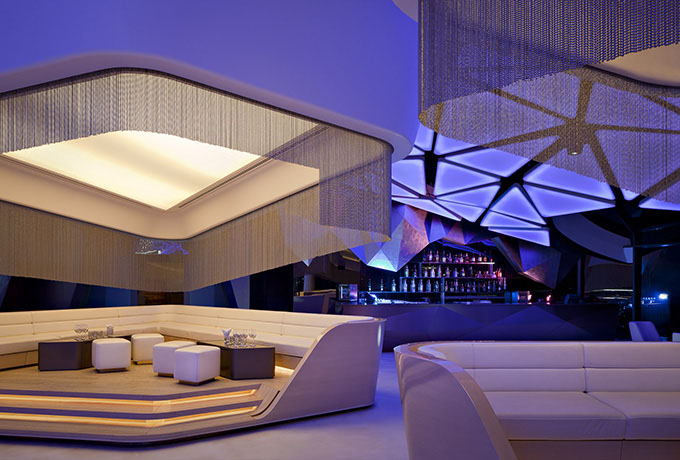allure nightclub in abu dhabi idesignarch interior design architecture interior