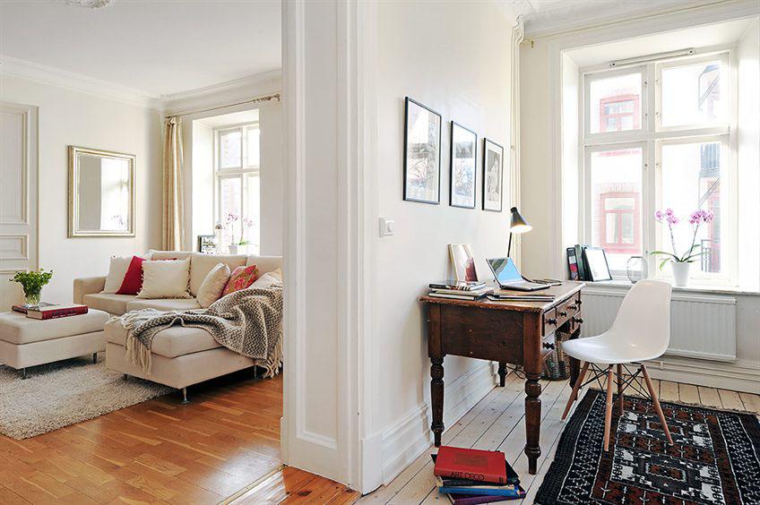 Swedish Apartment Design beautiful apartment interior design in sweden | idesignarch
