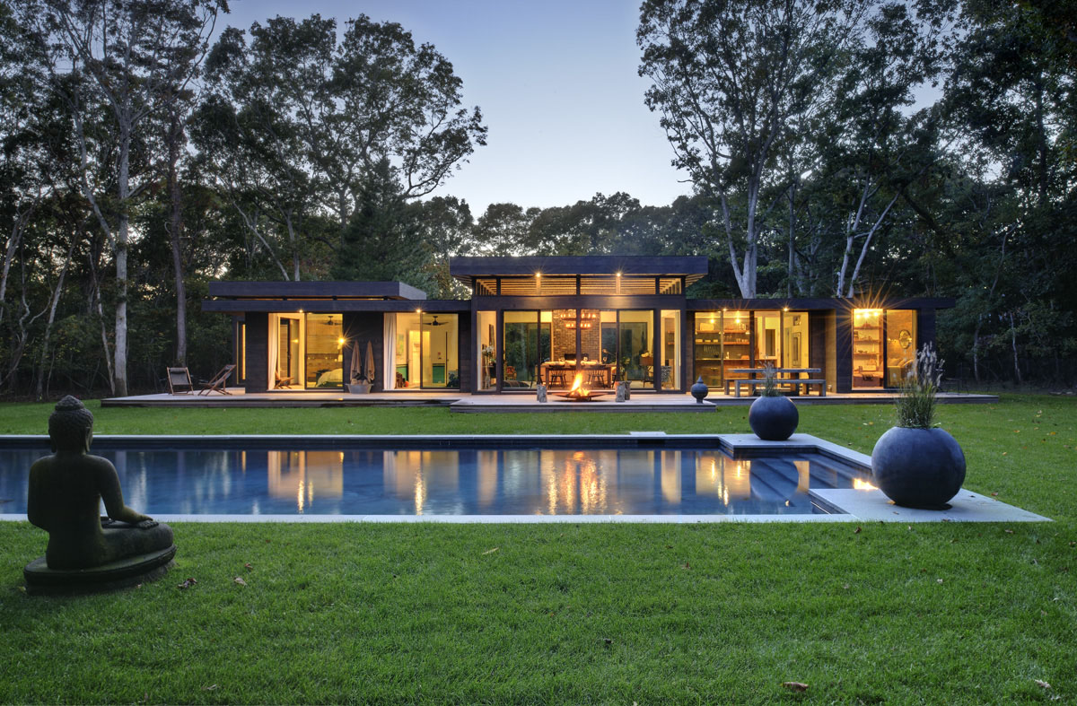 Amagansett beach house east hampton long island ny 1 for New york house design