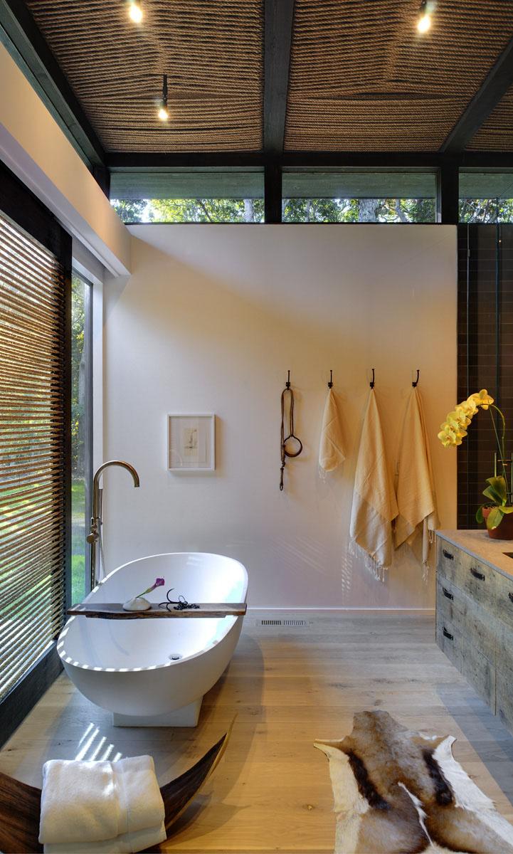 Long Island Rustic Modernist Beach House Idesignarch Interior Design Architecture