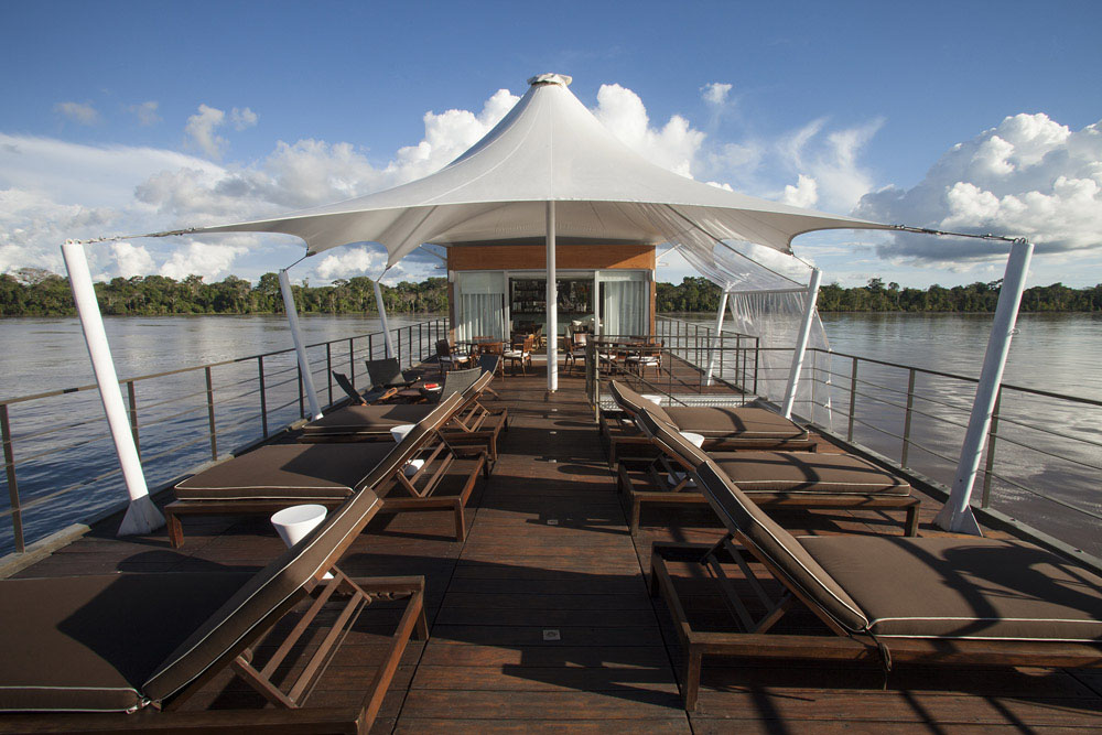 Riverboat Sun Deck
