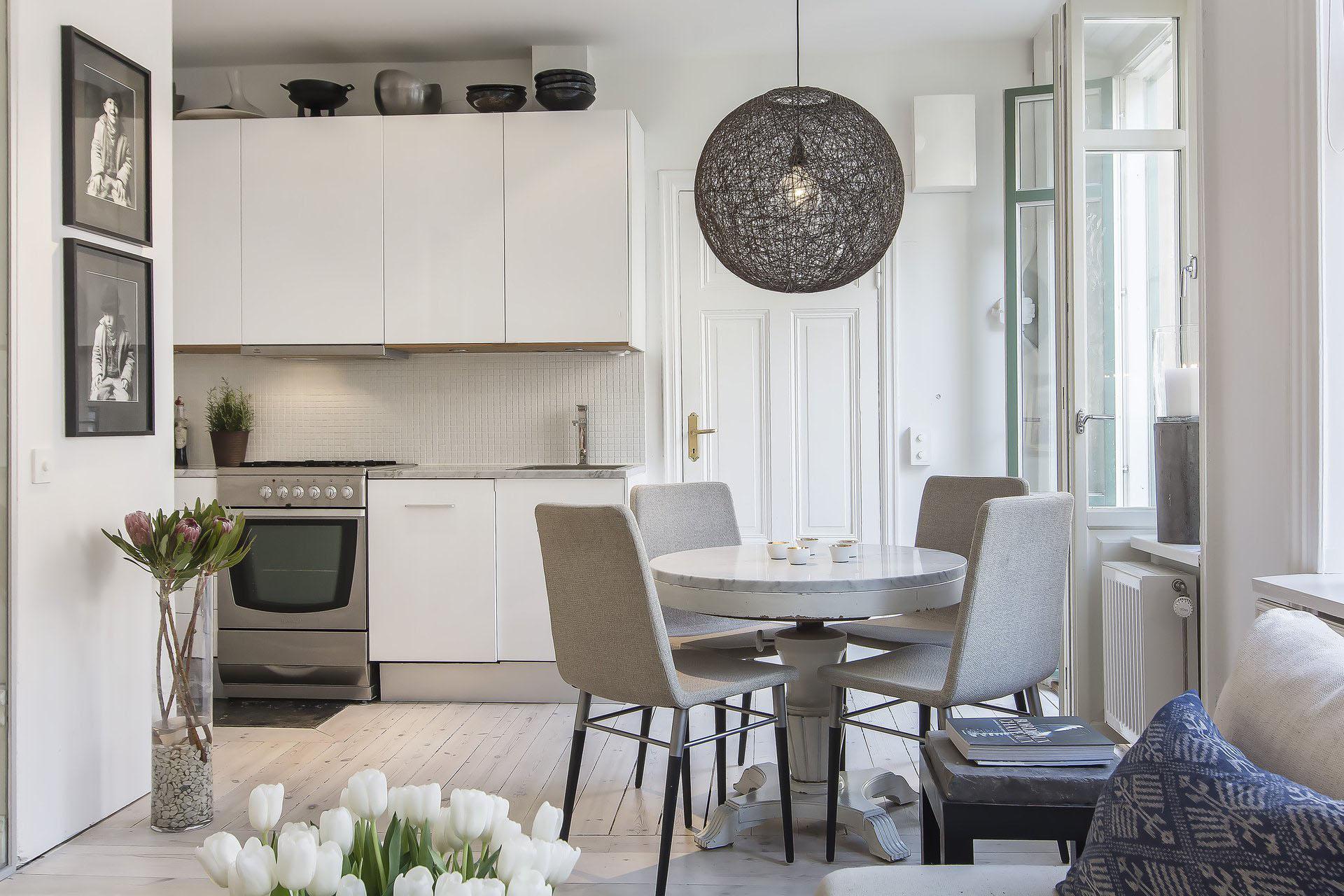 Modern Scandinavian Apartment Design