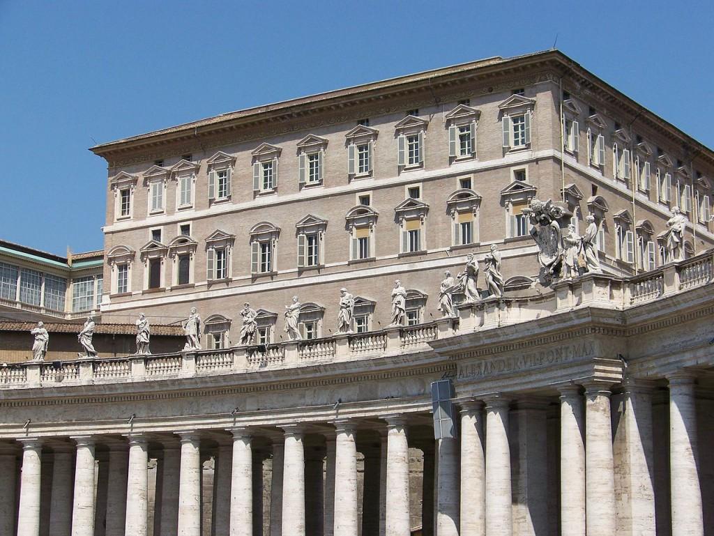Посла Украины при Ватикане вызвали к папе Римскому из-за «церковных законопроектов»
