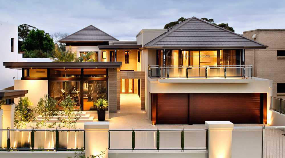 contemporary home in perth with multi-million dollar appeal