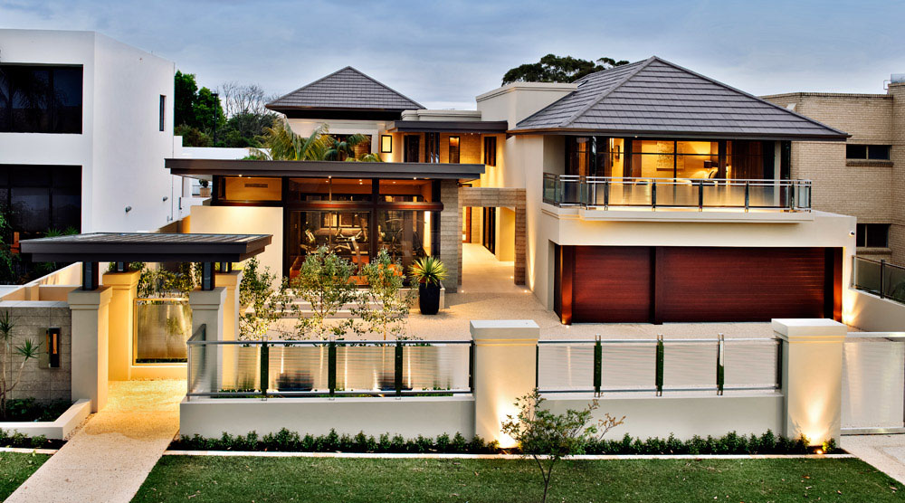 Contemporary Home In Perth With Multi-Million Dollar Appeal ...