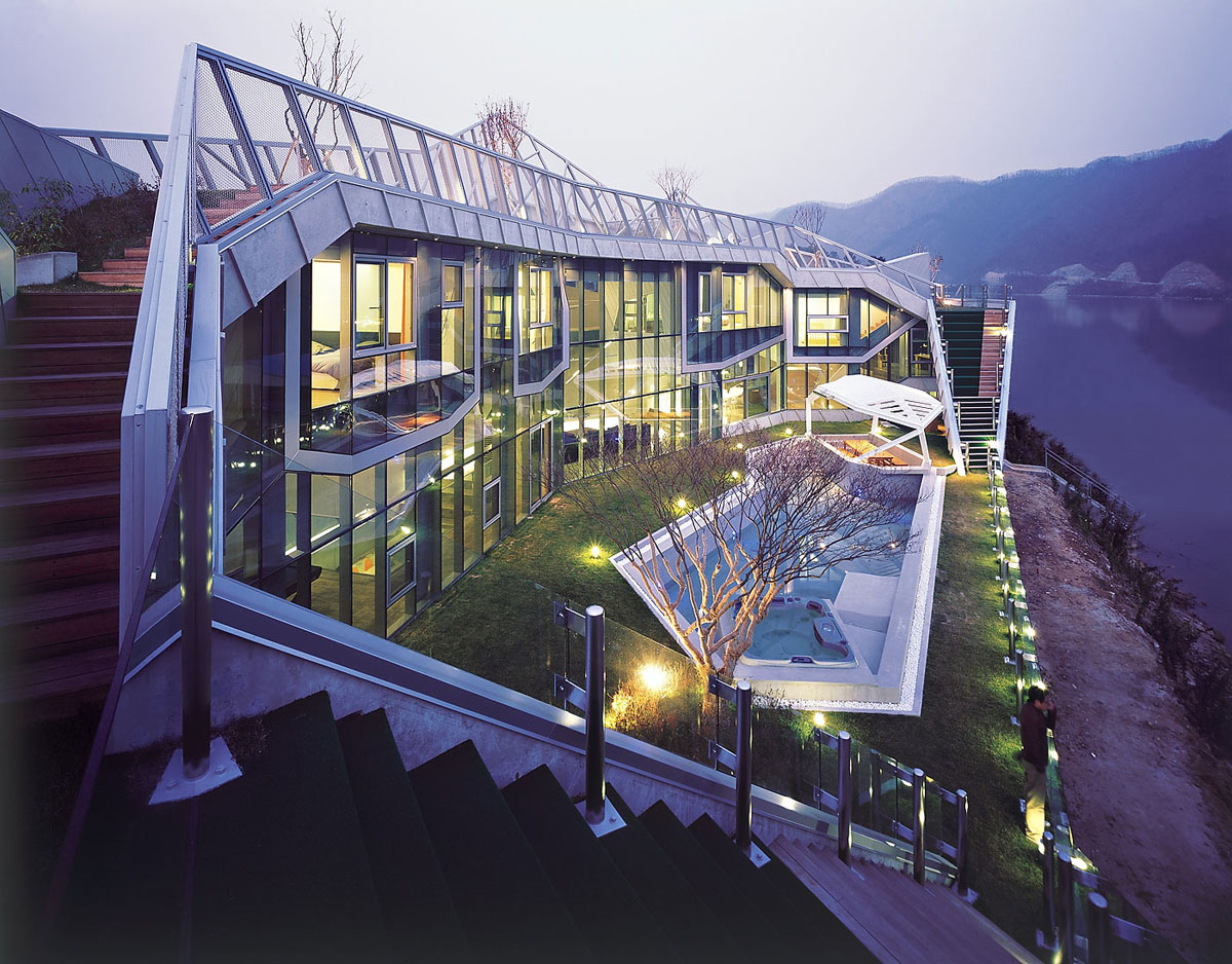 Contemporary-Home-South-Korea