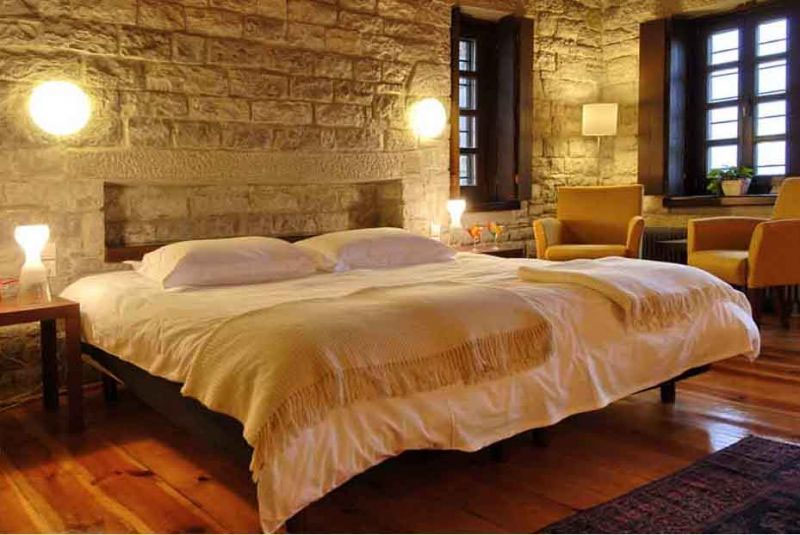 Aristi Mountain Resort A Rustic Retreat In Greece
