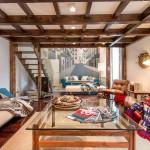 Unique Artistic Loft Apartment In Madrid
