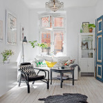 Artistically Decorated Small Apartment