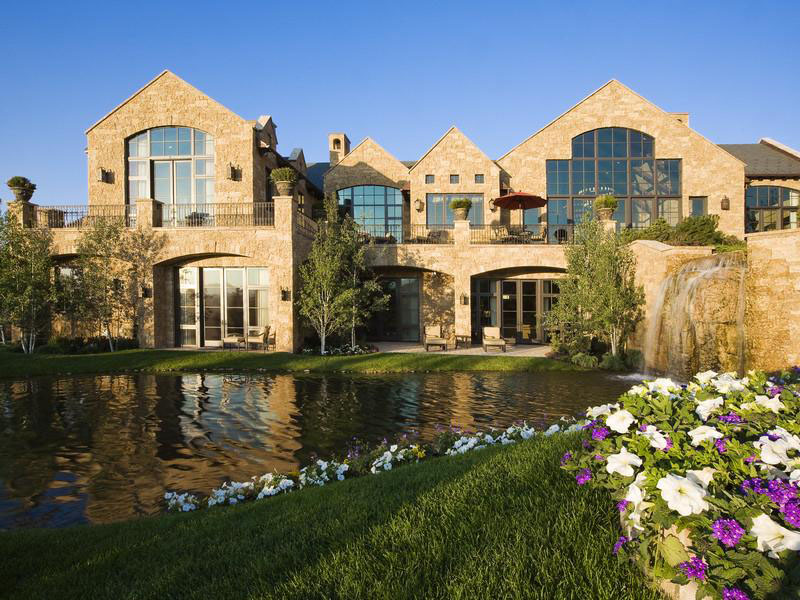 Elegant tuscan estate in aspen idesignarch interior for Most expensive homes in colorado