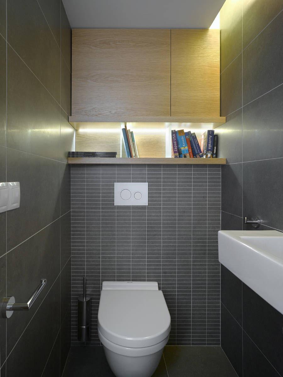 Small Attic Loft Apartment In Prague Idesignarch Interior Design Architecture