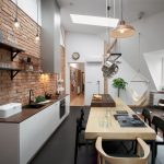 Unique Renovated Attic Loft Space In A Historic Building In Poland