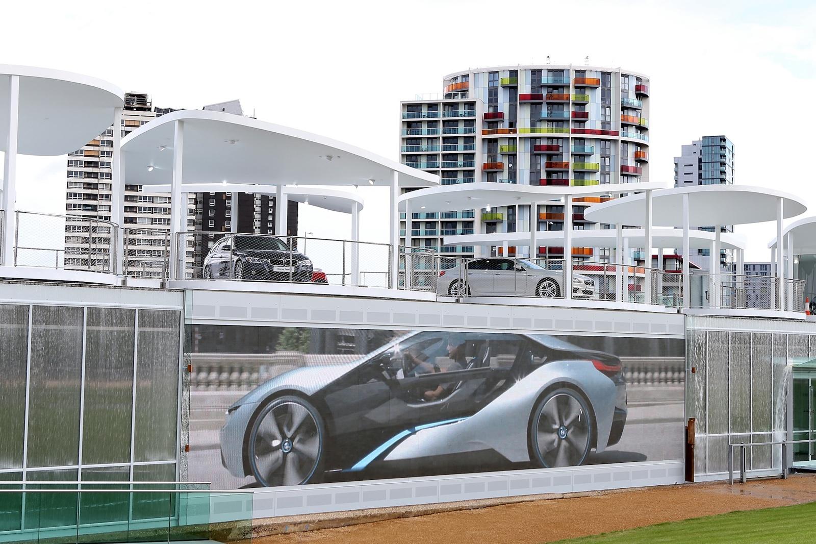 BMW-London-Olympics