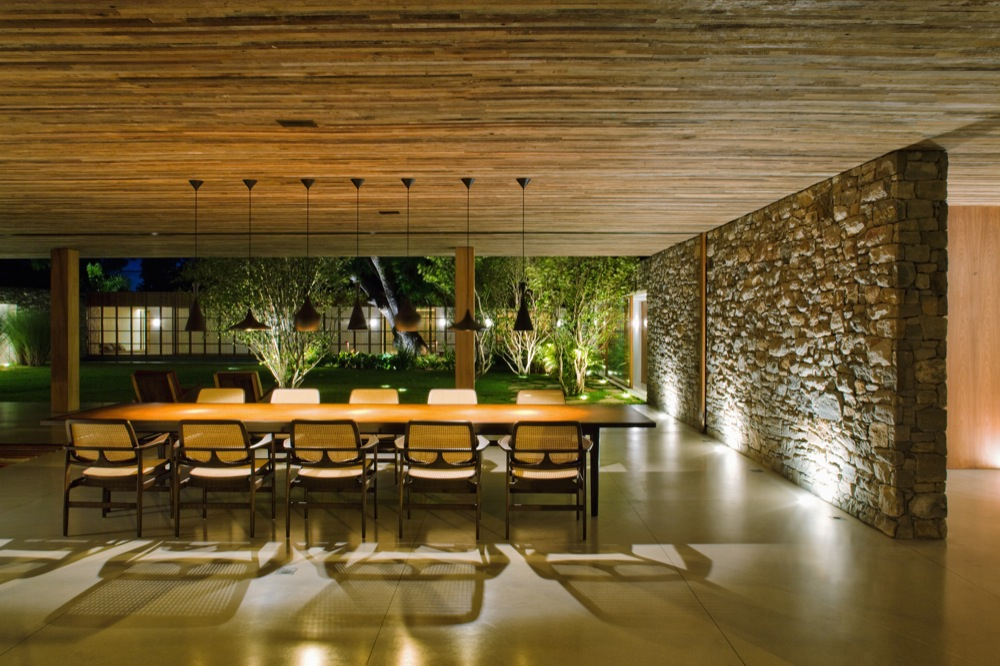 Traditional Architecture Of An Ecological House In Brazil ...