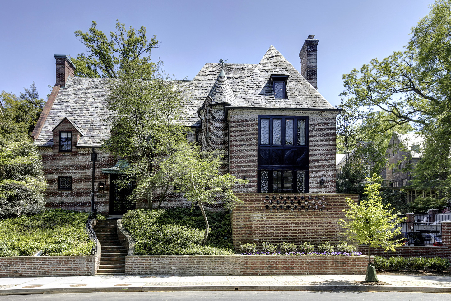 Washington D.C. Embassy Neighborhood Luxury Home