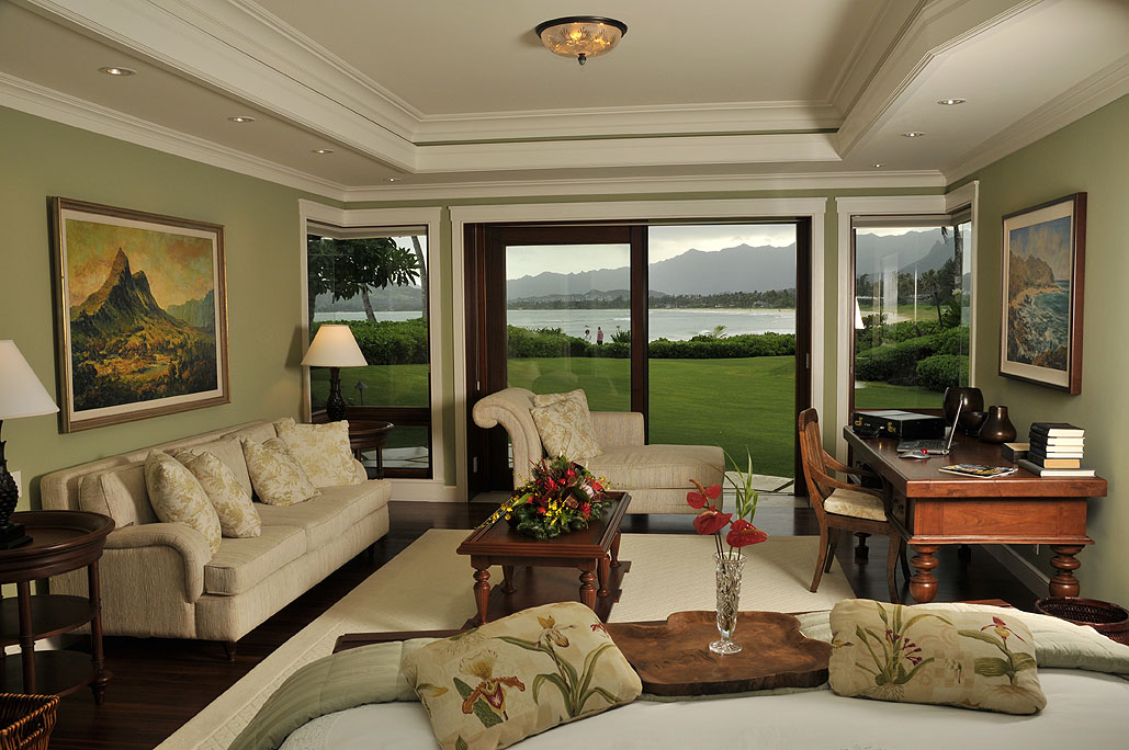 Barack Obama Oahu Hawaii Vacation Home 10 Idesignarch