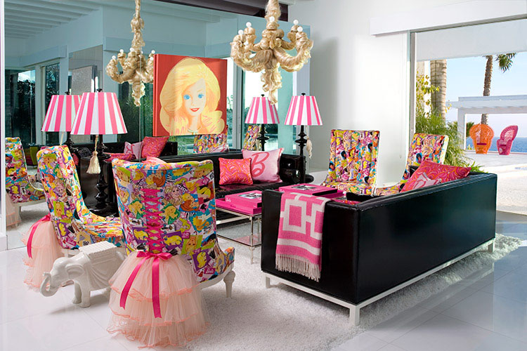 Barbie Malibu Dream House iDesignArch Interior Design
