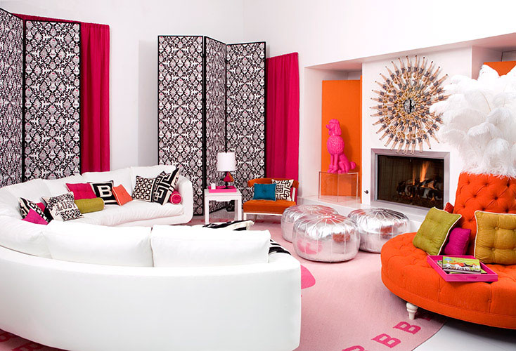 Dream House Furniture Interior Design ~ Barbie malibu dream house idesignarch interior design