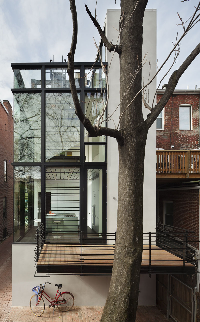 Washington DC Row House